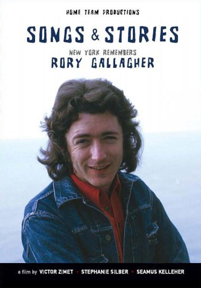 Songs & Stories – New York Remembers Rory Gallagher