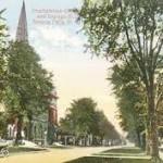 Seneca Falls postcard