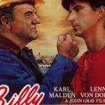 Billy Galvin poster