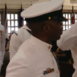 Screenshot Navy retirement